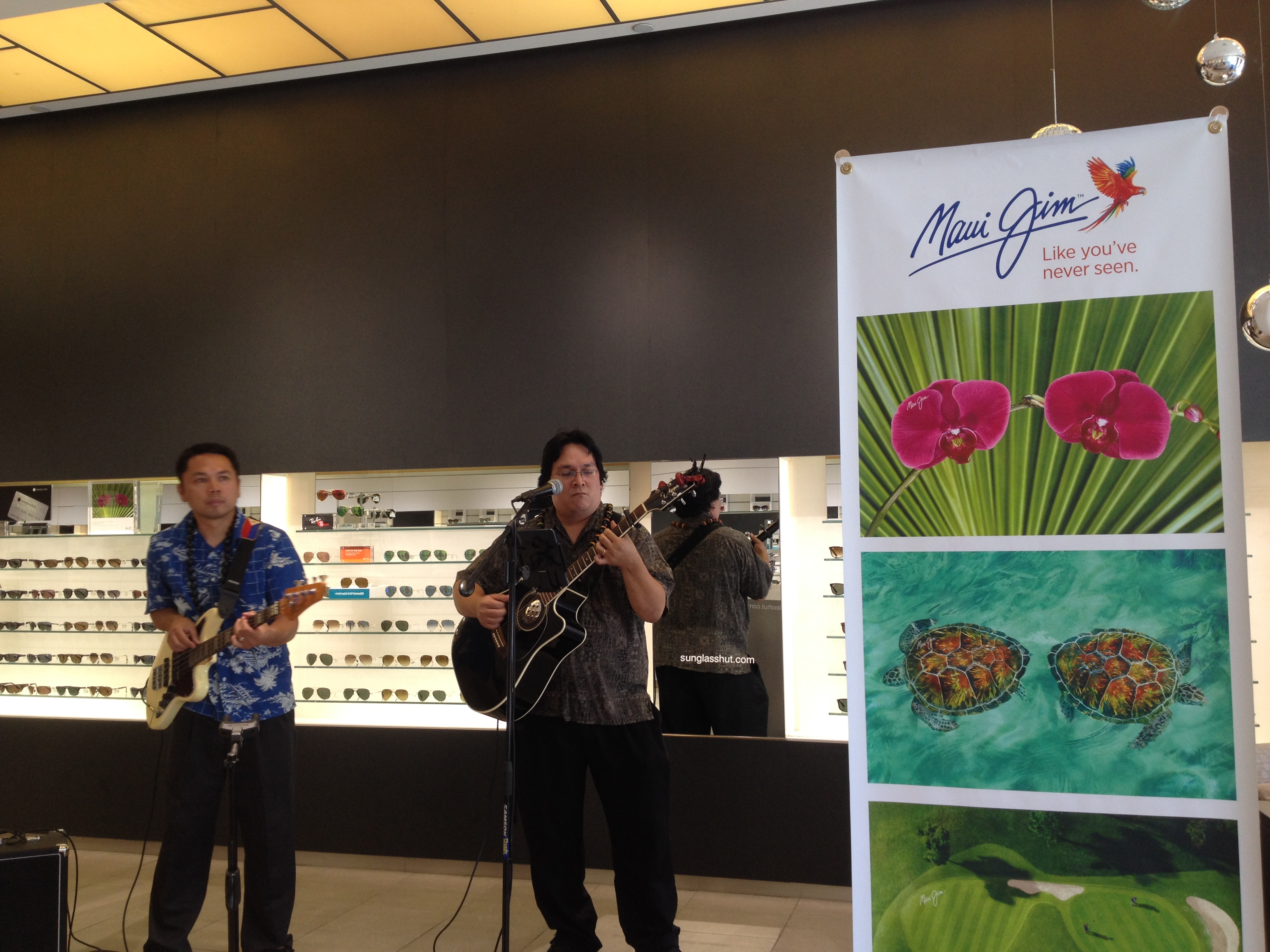 Maui Jim corporate event